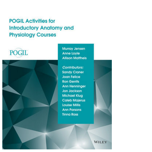Pogil anatomy physiology pogil activities for introductory anatomy physiology courses fandeluxe Gallery